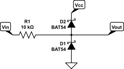 adc protection diode how do protection diodes work quora