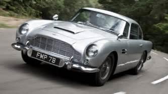 Db5 Aston Martin Top Gear Drives Bond S Aston Db5