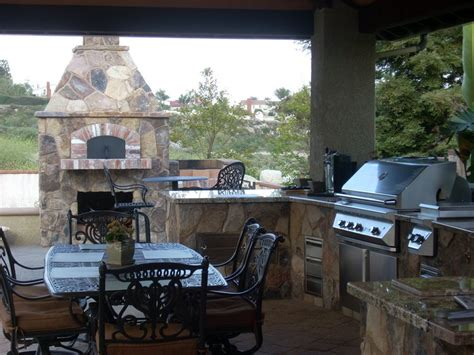 Paradise Outdoor Kitchens by Custom Pizza Ovens Paradise Outdoor Kitchens Outdoor