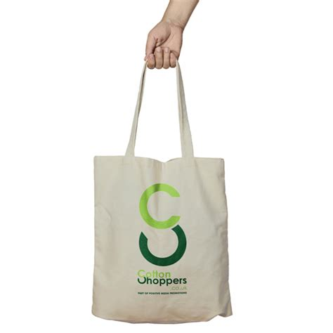Tas Shopping 6 6oz printed cotton bag great for promotional caigns