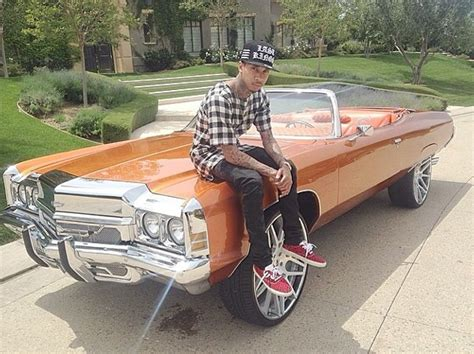 How Much For A Modular Home tyga sits on his new forgiato impala donk autoevolution
