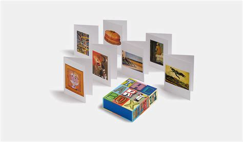 the very arty box the art box greeting cards stationery phaidon store