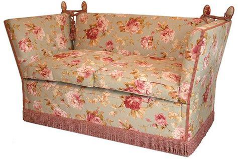 Antique Knole Sofa by Antique Knole Sofa