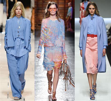 con colores tendencias de moda 2016 2016 moda primavera verano los 10 colores de moda para la primavera verano 2016 y