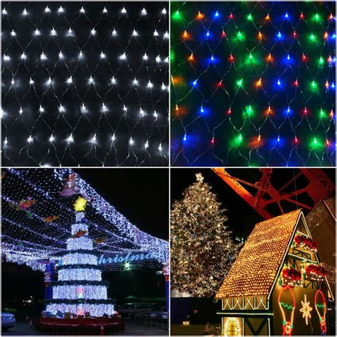christmas outdoor remote control led string lights buy