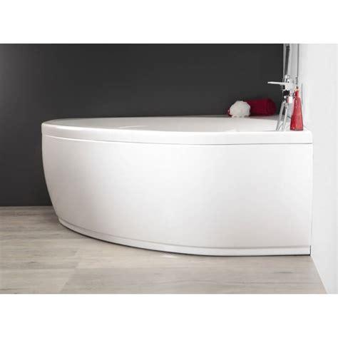 baignoire d angle nalia aquarine 135 x 135 avec tablier