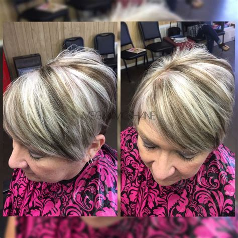 highlights adn lowlights for older women 71 best images about hair by megan mcshane on pinterest