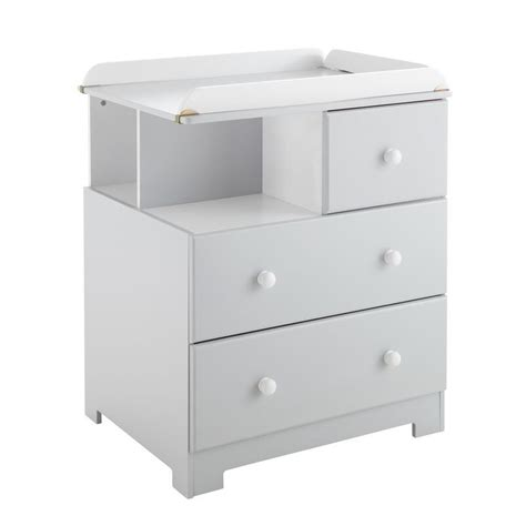 Commode Table A Langer Blanche by Commode 224 Langer Bali Grise Et Blanche Poyet Motte