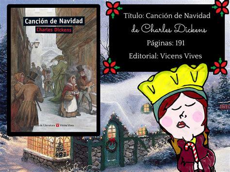libro cancin de navidad eso la reina lectora rese 241 a canci 243 n de navidad