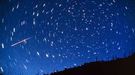 perseid annual meteor shower puts on celestial display