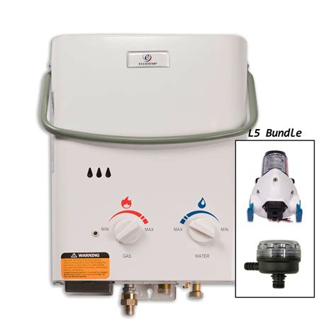 point of use tankless water heater for kitchen sink eccotemp eccotemp l5 point of use gas tankless water