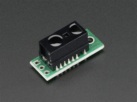 Makeblock Me Pm2 5 Sensor sharp gp2y0d810z0f digital distance sensor with pololu