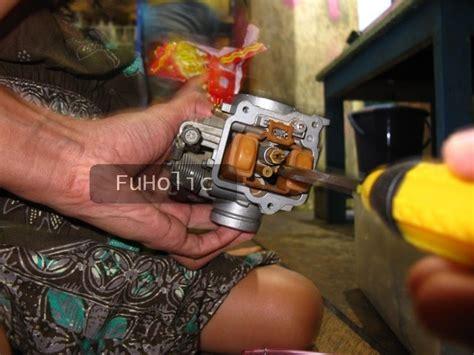 Filter Karburator Satria Fu kerabat 07 tips merawat karburator vakum carburator