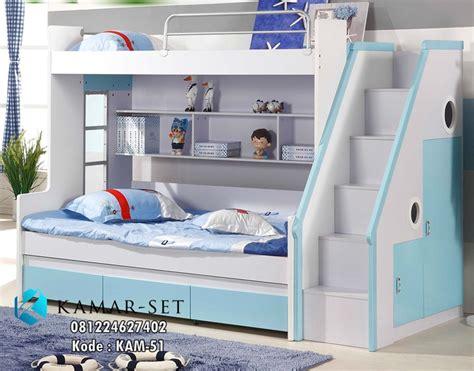 Dipan Tingkat Tempat Tidur Anak Kamar Tidur Tingkatset Tempat Tidur tempat tidur anak tingkat kam 51 kamar tidur anak minimalis furniture jepara kamar tidur
