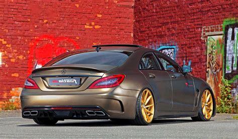 Mercedes Benz CLS 350 CDI Modified   Concept Sport Car Design