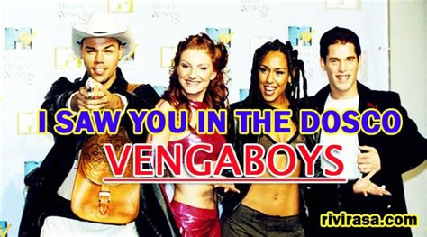 Vengaboys I Want You In Room by I Saw You In The Dosco Vengaboys Rivirasa Entertainment