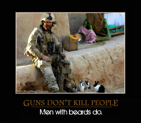 Kickers Delta Tactical Safety Made In Brown beards and rabbits as multipliers breach clear