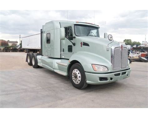 2010 kenworth trucks for sale 2010 kenworth t660 sleeper truck for sale 585 000 miles