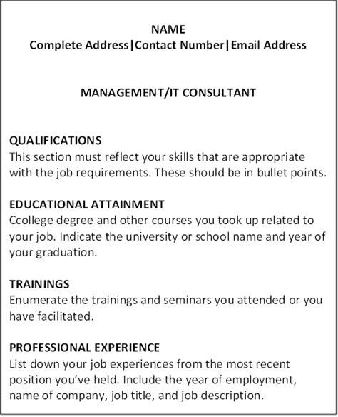 Resume Sle Educational Attainment Top 10 Great Looking Free Resume Templates That Will Get