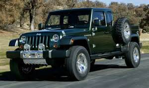Truck And Jeep 2017 Jeep Wrangler Up Truck