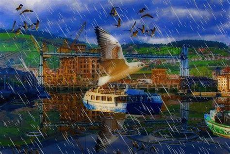 imagenes de paisajes animados desgarga gratis los mejores gifs animados de agua