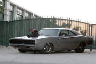 Of Dodge Sagan Builds The 1970 Dodge Charger Of His Dreams