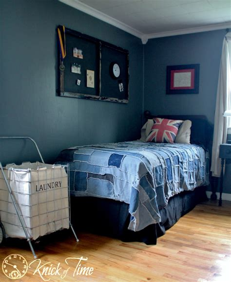 British inspired teen bedroom makeover knick of time