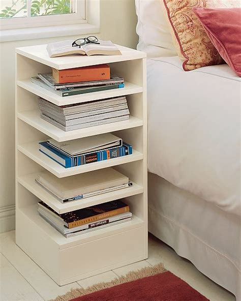 bedside shelf eye catching and useful bedside tables