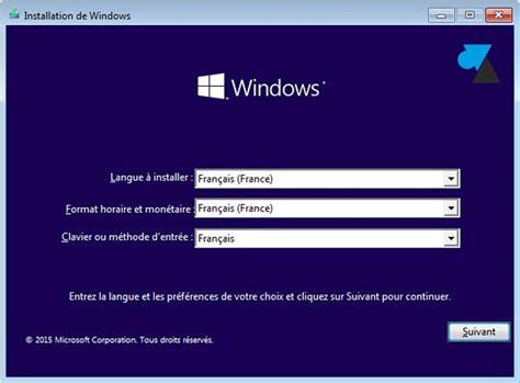 install windows 10 video tutoriel installer windows 10 windowsfacile fr