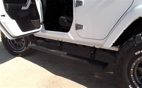 side step for jeep wrangler xplore adventure series 2012 jeep wrangler unlimited