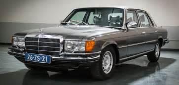 Mercedes 450 Sel Mercedes 450 Sel 6 9 1976 Classic Cars In Dubai Uae