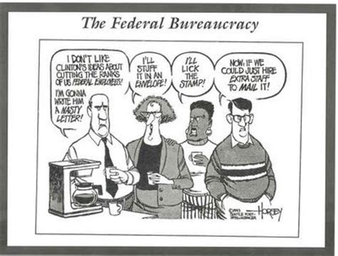 Bureaucracy by American National Government The Federal Bureaucracy