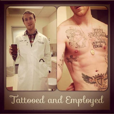 tattooed professionals tattoos in the workplace yay or nay liberalamerica org