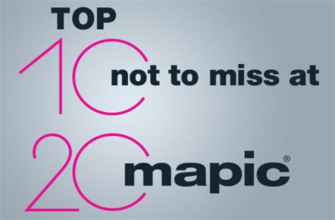 top 10 things not to miss at mapic 2014 global real