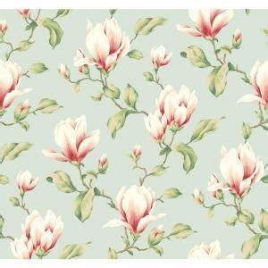 york wallcoverings magnolia branch wallpaper yv8996 the
