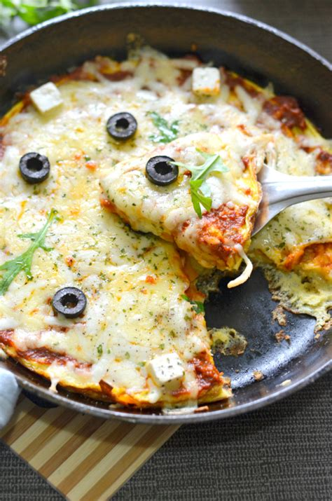 protein rich meals pizza frittata a low carb high protein meal for breakfast
