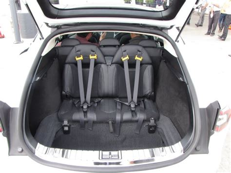 Tesla Seating For 7 2014 Tesla Model S Review Specs Price Changes
