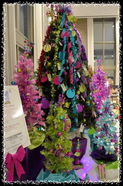 a very whimsical christmas tree holidays pinterest
