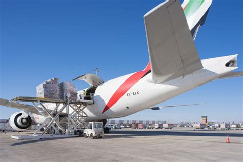 aena airports post 11 2 air cargo growth in 2016