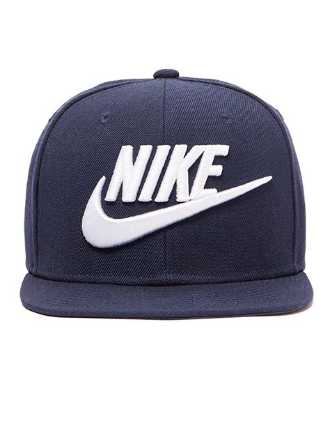 Snapback Nike Sn101 1 lyst nike tribute true snapback cap in blue for