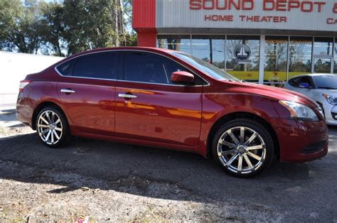 Nissan Sentra Touchscreen Wheels Tires For Gainesville