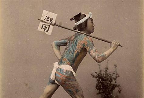 tattoo stigma history tattoos in japan history and modern times