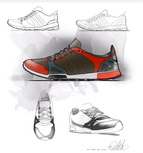 boots layout it footwear design sketch layout demo youtube