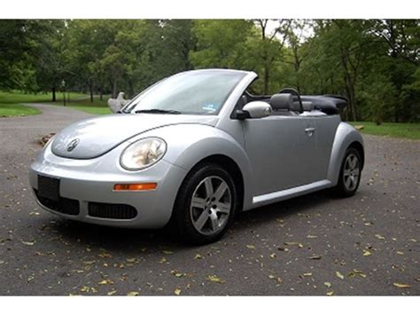 2006 Volkswagen Beetle For Sale by 2006 Volkswagen Beetle For Sale By Owner In Baltimore Md