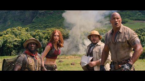 jumanji film techniques test 4k ultra hd blu ray jumanji bienvenue dans la jungle
