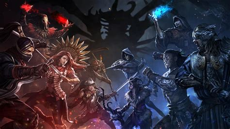 path  exile wallpapers top  path  exile