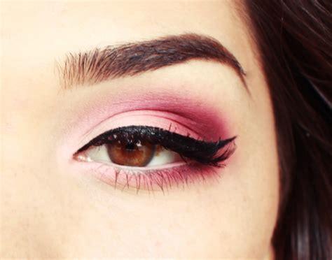 tutorial makeup eyeshadow pink pink rhapsody makeup tutorial youtube