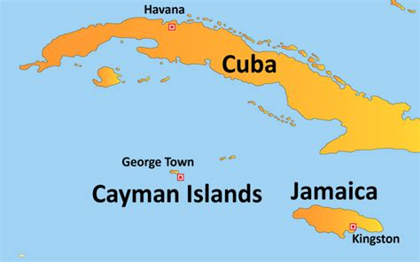 cayman islands map caribbean cayman islands caribbean map middle east map