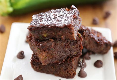 protein zucchini brownies recipe flourless chocolate zucchini brownies center for