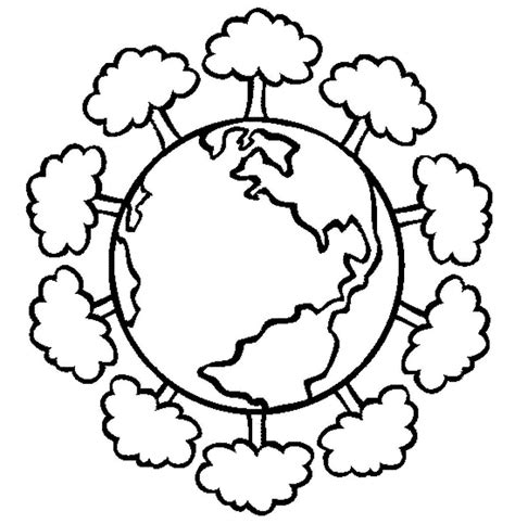 free world earth day printable coloring pages for earth day coloring pages preschool and kindergarten